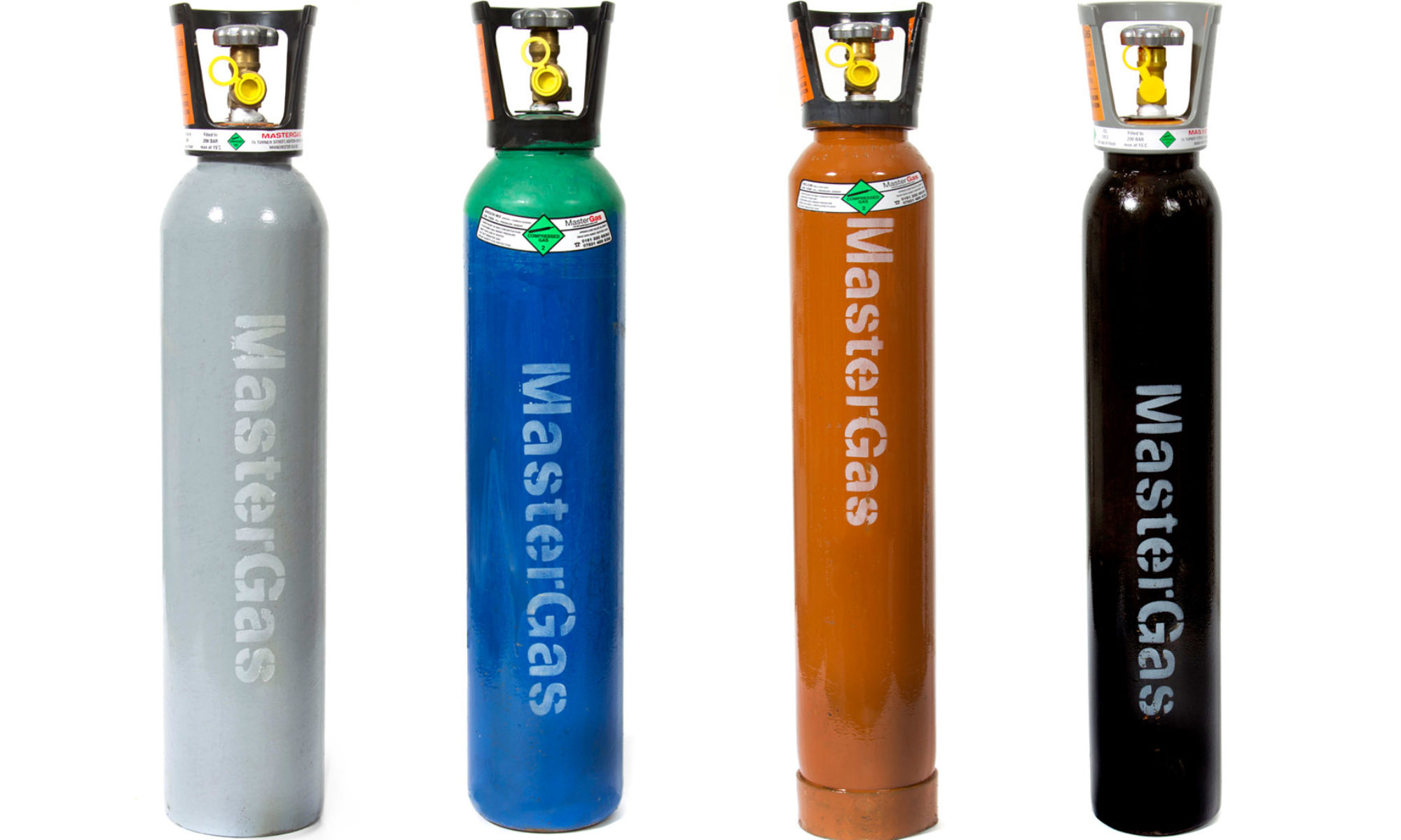 Providers of beverage gases, helium and welding gases